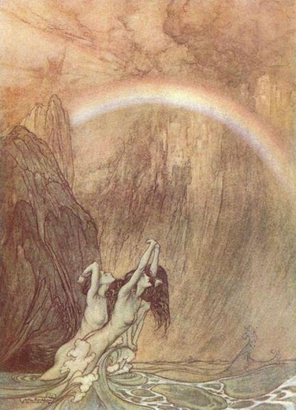 arco iris bifrost