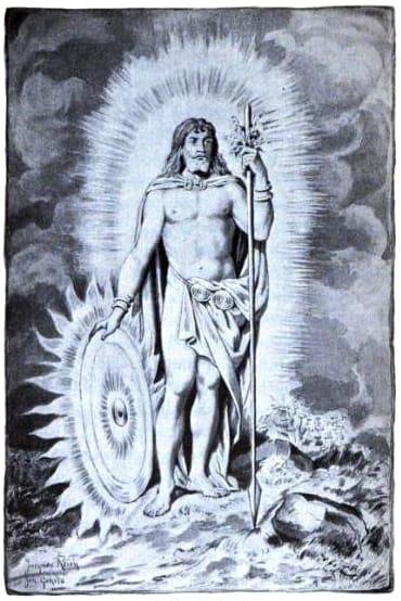 Balder mitología nórdica
