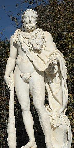 Estatua de Heracles