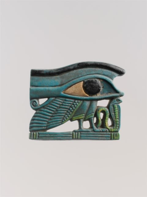 amuleto ojo wedjat mitología egipcia