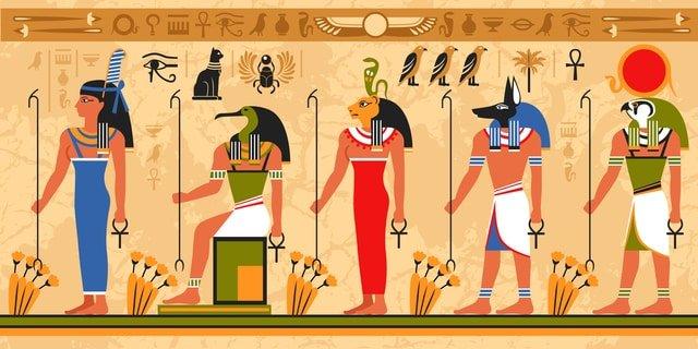 cabecera mitología egipcia