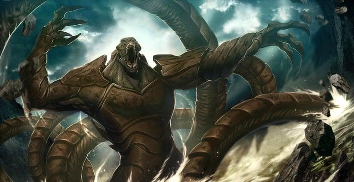 la mitología en los videojuegos